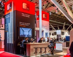 Fohhn • Messestand ISE 2014